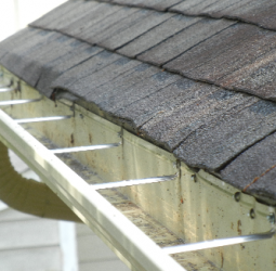 gutter-with-uneven-shingles