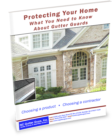 NC GUtter Guys - Gutter Guard Guide